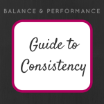 Guide to Consistency